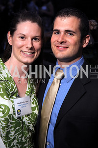 Meghan Donaghue, Jeremy Powell