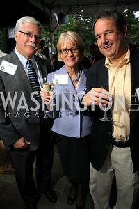 Gary Baker, Susan Baker, Stan Freeman