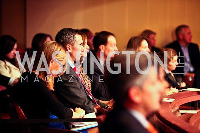 Photo by Tony Powell. A Standing Ovation for Teachers. Kennedy Center. November 1, 2010