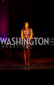 Photo by Tony Powell. Michelle Rhee. A Standing Ovation for Teachers. Kennedy Center. November 1, 2010