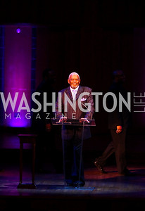 Photo by Tony Powell. Jim Vance. A Standing Ovation for Teachers. Kennedy Center. November 1, 2010