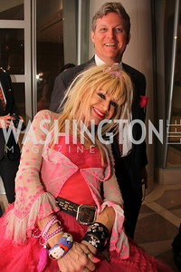 Betsey Johnson, Ted Kennedy Jr.