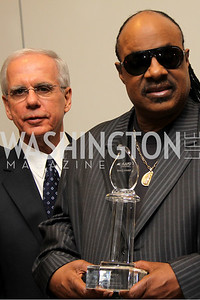 Tony Coehlo, Stevie Wonder