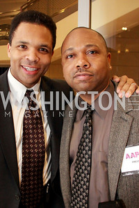 Jesse Jackson Jr., Mike James