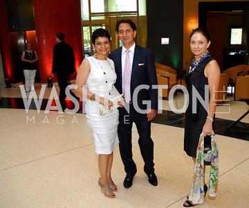 Kyle Samperton, AILA Foundation Awards at the Italian Embassy, June 17, 2010,  Shamin Jawad, Said Jawad, Ronit Ziswiler