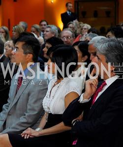 Kyle Samperton, AILA Foundation Awards at the Italian Embassy, June 17, 2010, Gary Locke, Mona Locke, Francesco Bove
