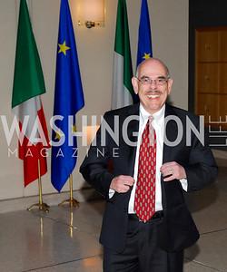 Kyle Samperton, AILA Foundation Awards at the Italian Embassy, June 17, 2010, Henry Waxman