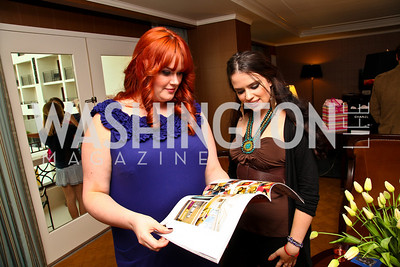Photo by Tony Powell. Jessica and Kaitlyn Likas. Abbey Road on the River/Lynni Megginson Birthday Party. Gaylord Hotel. August 5, 2010