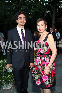 Photo by Tony Powell. Adrienne Arsht Salon Dinner for National Hispanic Foundation for the Arts. September 13, 2010