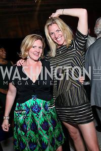 Sassy Jacobs, Kim Hayman. after dark @ THEARC. April 10, 2010. Photo by Tony Powell