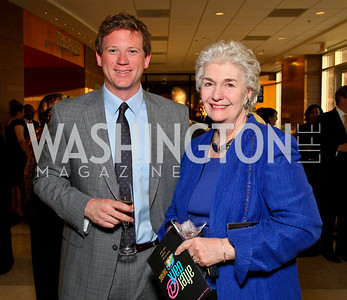 Brendan McMahon, Margo Allen. after dark @ THEARC. April 10, 2010. Photo by Tony Powell