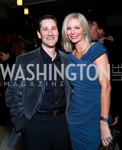 Davor and Shari Kapelina. after dark @ THEARC. April 10, 2010. Photo by Tony Powell