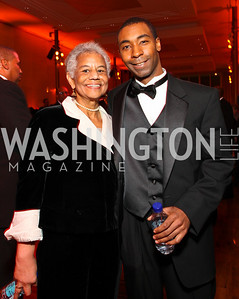 Peggy Cooper-Cafritz and Jaben Early. Alvin Ailey Gala. The Kennedy Center. February 2, 2010. photos by Tony Powell