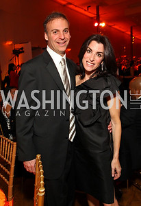 Adam and Tracy Bernstein. Alvin Ailey Gala. The Kennedy Center. February 2, 2010. photos by Tony Powell