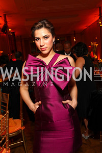 Reem Sadik. Alvin Ailey Gala. The Kennedy Center. February 2, 2010. photos by Tony Powell