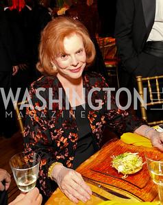 Buffy Cafritz. Alvin Ailey Gala. The Kennedy Center. February 2, 2010. photos by Tony Powell