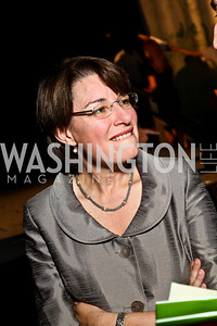 Photo by Tony Powell. Senator Amy Klobuchar. Angels in Adoption Gala. Reagan Building. October 6, 2010