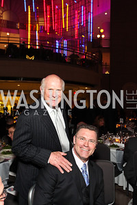Fox NFL Sunday Co-Hosts Terry Bradshaw and Howie Long. Photo by Tony Powell. 6th Annual Armed Forces Foundation Gala. Ronald Reagan Building. March 3, 2010