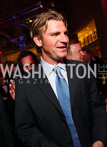 NASCAR driver Clint Bowyer. Photo by Tony Powell. 6th Annual Armed Forces Foundation Gala. Ronald Reagan Building. March 3, 2010