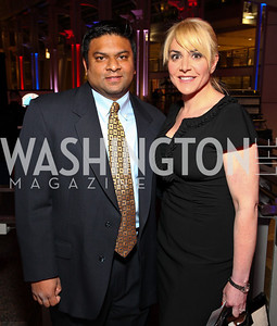Andy Persaud, Katherine Baradaran