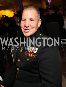 Major Justin Constantine. Photo by Tony Powell. 6th Annual Armed Forces Foundation Gala. Ronald Reagan Building. March 3, 2010