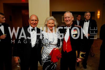 Kyle Samperton, September 22, 2010, Atlantic Bridge Foundation, Geoffrey Leigh, Sylvia Leigh, James Mattis