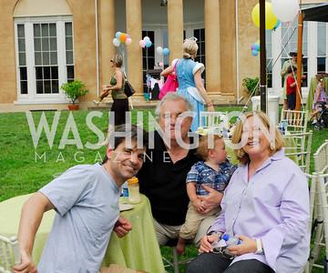Kyle Samperton,June 5,2010,Baby Love Carnival,George Stepanopoulus.Bob Bennett,Ellen Bennett