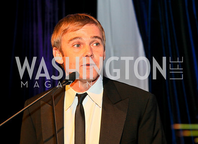 Rick Schroder. Photo by Tony Powell. Ball on the Mall. May 8, 2010