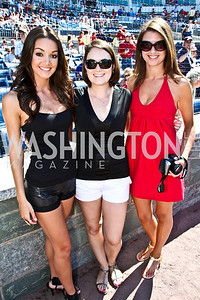 Photo by Alfredo Flores. Becky's Fund Domestic Violence Awareness Day at Nationals Park