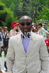 Kyle Samperton, May 1, 2010, Becky's Fund, Virginia Gold Cup Spring 2010, Ike Nwaneri