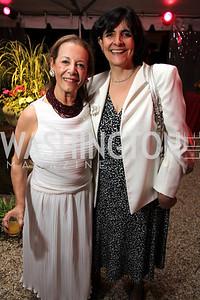Elizabeth Asher, Ambassador Cecilia Valdivieso of Peru