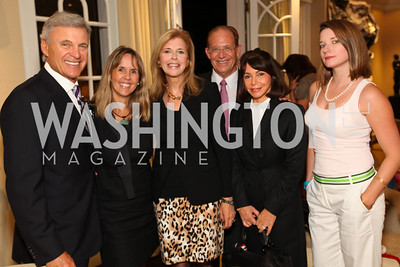 Stuart Bernstein Isabel  Ernst Jane Cafritz William Haseltine Joann Mason Nicole Lombardi. Book party for Eric Haseltine hosted by Arturo and Hilda Brillembourg. Photos by Alfredo Flores
