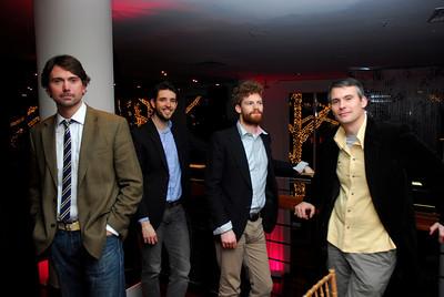 Kyle Samperton,January23,2010,Dancing After Dark,Gordon Winn,Curtis Fye,Robbie Sinclair,Andrew Winn