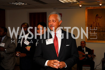Robert Malson, CNMC Egyptian Embassy Reception, November 15, 2010, Kyle Samperton