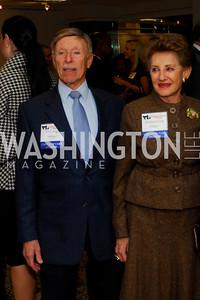 Morton Funger, Norma Funger, CNMC Egyptian Embassy Reception, November 15, 2010, Kyle Samperton
