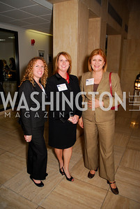 Diana Kurnit, Martha McCollum, Dianne Widklein, CNMC Egyptian Embassy Reception, November 15, 2010, Kyle Samperton