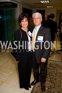 Susan Davis, Skip Davis, CNMC Egyptian Embassy Reception, November 15, 2010, Kyle Samperton