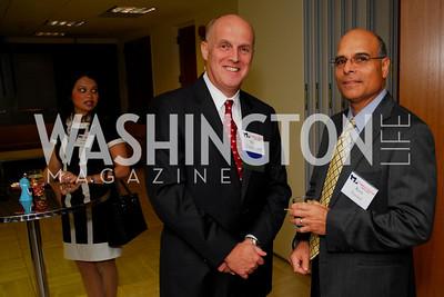 Max Coppes, Ken Terzian, CNMC Egyptian Embassy Reception, November 15, 2010, Kyle Samperton