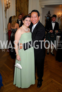 Sevim Lee, Kwon Lee, November 20, 2010, Capital City Ball, Kyle Samperton