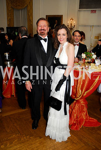 John Mass, Victoria Fox, November 20, 2010, Capital City Ball, Kyle Samperton