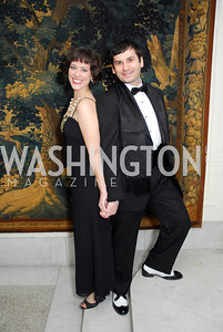 Christine Beresniovas, Rokas Beresniovas, November 20, 2010, Capital City Ball, Kyle Samperton