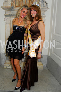 Tracy Laslo, Elaine Rocklein, November 20, 2010, Capital City Ball, Kyle Samperton