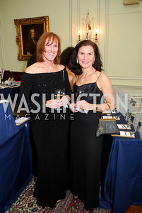 Barbara Zanotti, Lynn Mattucci, November 20, 2010, Capital City Ball, Kyle Samperton