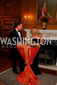 Ken Christensen, Amy Porter Stroh, November 20, 2010, Capital City Ball, Kyle Samperton