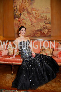Sharon Valencia, November 20, 2010, Capital City Ball, Kyle Samperton