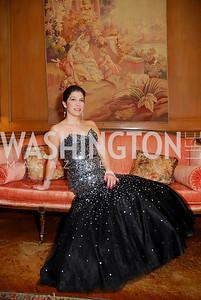 Sharon Valencia, November 20, 2010, Capital City Ball, Kyle Samperton