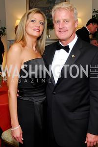 Melissa Randolph, Dave DuFour, November 20, 2010, Capital City Ball, Kyle Samperton