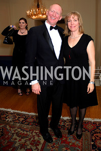 John Dunford, Christine Dunford, November 20, 2010, Capital City Ball, Kyle Samperton