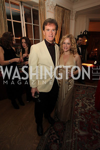 Don Wilson, Susan Marshall. 2009 Capital City Ball. The Washington Club. November 21, 2009. Photos by Samantha Strauss.