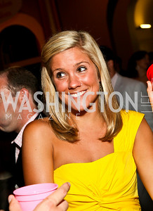 Photo by Tony Powell. Jenny McGehee. Capital Club's 18th Annual Sinatra Soiree. Building Museum. July 15, 2010